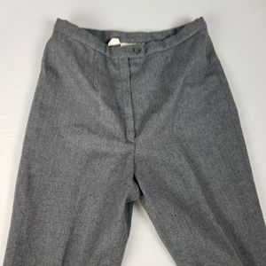 Pendleton VTG Gray Wool Lined Pants